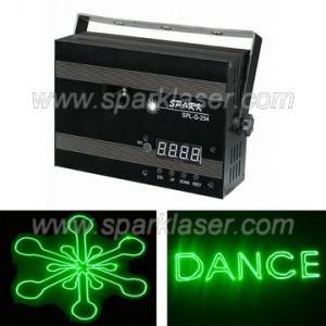 Disco / Night Club Light - Mini Green Animation Laser