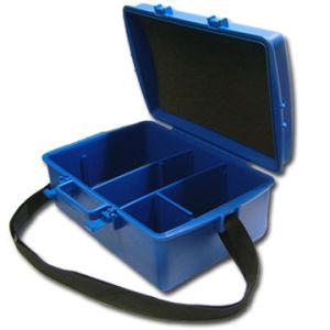 Plastic Tool Box, Designed for Multiple Purposes