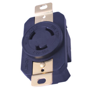 NEMA L5-30 Locking Receptacle