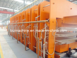 Steel Core Rubber Conveyor Belt Vulcanization Press pictures & photos