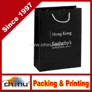 Professional Customized Paper Shopping Bag for Packaging (3236) pictures & photos