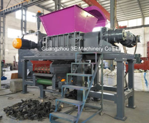 Metal Shredder/Plastic Crusher/Tire Shredder of Recycling Machine/ Gl40130 pictures & photos