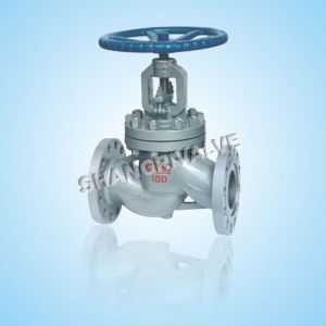 Carbon Steel or Stainless Steel Flanged Globe Valve (Type: J41H/F)