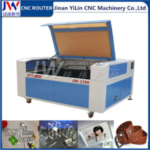 1390 CO2 Laser Engraving Machine for Acrylic Leather MDF Glass Plastic Paper pictures & photos
