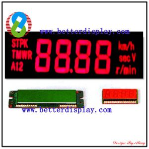 LCD Monitor Red Light LCD Panel LCD Display Midule pictures & photos