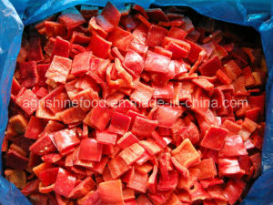 IQF Bell Pepper or Frozen Bell Pepper Dices pictures & photos