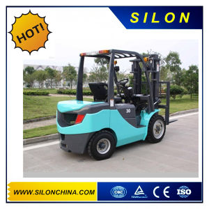 Yto 3t Hydraulic Transmmsion Forklift Truck (Cpcd30) pictures & photos