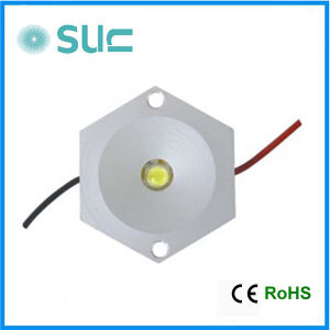 Hot Sale 1W Aluminium Alloy LED Module Light (SLM-110A) pictures & photos
