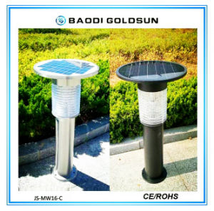 High Quality Solar Mosquito Trap Light pictures & photos