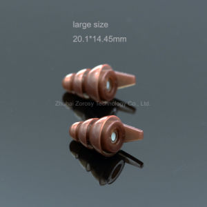 OEM&ODM Organic Liquid Silicone Earplugs pictures & photos