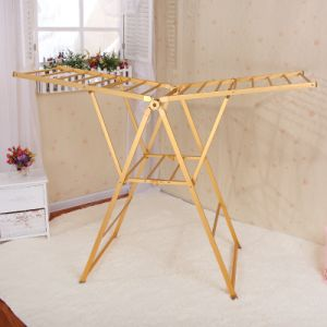 Aluminium Butterfly Shape Clothes Drying Rack (158b)