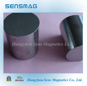 Permanent AlNiCo5-7 Cylinder Magnets pictures & photos