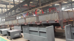Flat Type Side Wall Semi Trailer pictures & photos