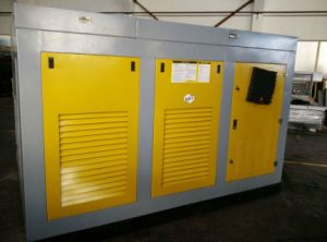 Screw Compressor with 38m3/Min 10bar pictures & photos