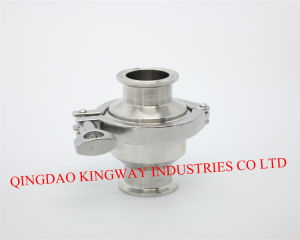 Sanitary Clamped Check Valve (DIN) pictures & photos