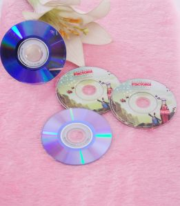 Mini CD Replication and Duplication in CD-ROM Format