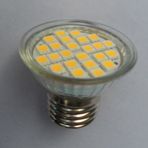 SMD5050 LED Spotlight (VS-24SMD5050-E27)