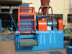 2017 High Technical Full Automatic Waste Tire Shredder with Ce&ISO9001 Certification pictures & photos