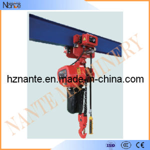 Traveling Type- Electtric Chain Hoist pictures & photos