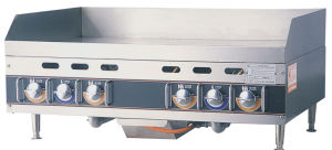 Gas Griddle (FGNX430RN/TN/YN) pictures & photos