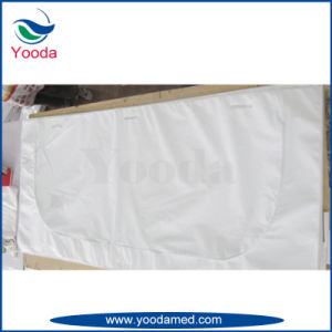 Funeral White PVC Body Bag for Corpes pictures & photos