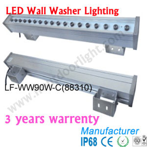 90W 3000k 18PCS 5W CREE LED LED Hotel Wall Washer 88310 90W