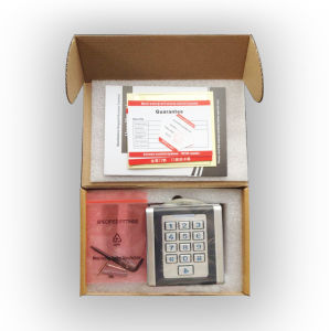 Metal Keypad Access Control Reader K6em-W pictures & photos