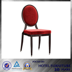 Stackable Banquet Chair with Adjustable Leg 12002