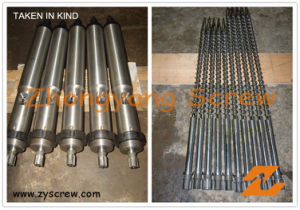 Nitrided Single Screw Barrel for Film Blown Machine pictures & photos