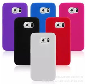 Leather Case for Samsung S6 Cellphone for Wholesale pictures & photos