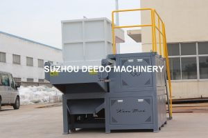 PVC Pipe Single Shaft Shredder pictures & photos