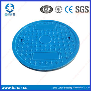 En124 Composite Manhole Covers with Long Service Life pictures & photos