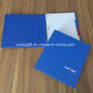 """Custom 1.5 """" A4 23 Ring Binder Paper File Folders pictures & photos"""