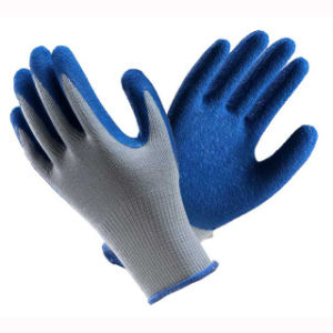 (LG-017) 13t Latex Coated Labor Protective Safety Work Gloves pictures & photos