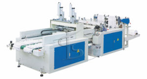 Automatic High Speed Double-Color T-Shirt Bag Making Machine pictures & photos