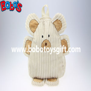 "11.8""Lovely Beige Bear Children′s Backpack Bos-1236/30cm pictures & photos"