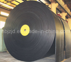Oil Resistant Cotton Canvas Rubber Conveyor Belt pictures & photos