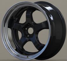 Deep Dish Car Alloy Mag Alloy Wheels 16X8 16X9 17X8.5 17X10 pictures & photos