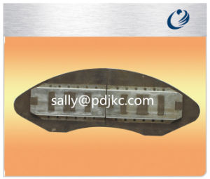 Railway Brake Pads for Left and Right pictures & photos