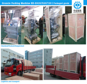 Snack Packaging Machinery (ND-K420/520/720) pictures & photos