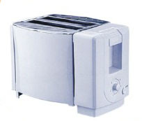 2 Slice Toaster with Cool Touch Housing (WT-2002A)