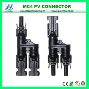 Solar Panel Mc4 PV Connector pictures & photos