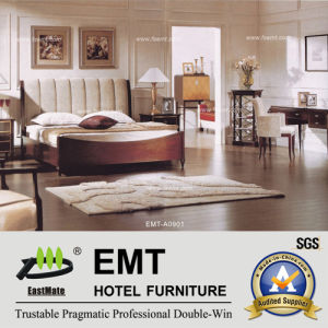 Luxurious Hotel Bedroom Furniture Set (EMT-A0901) pictures & photos
