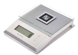 Electronic Glass Kitchen Scale with 5kg (HK118)