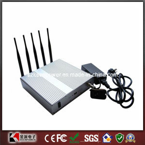 Remote Desktop GPS Jammer Cellphone Jammer pictures & photos
