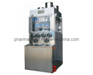 Zpw125 Series Multi-Functional Rotary Candy Medical Tablet Press Machine pictures & photos