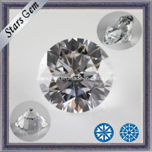 Star Cut Cubic Zirconia Gemstone for Jewelry pictures & photos