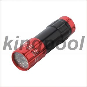 9LED Aluminum Torch Hy-6230