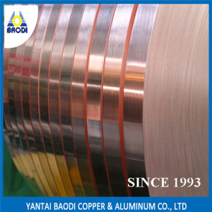 Brass/Copper Strip/Coil/Foil /Copper Coil Tube (C26000) pictures & photos