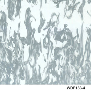 Kingtop 1m Width Skulls and Flame Design Hydrographic Dipping Liquid Image Hydrographic Film  Wdf135-2 pictures & photos
